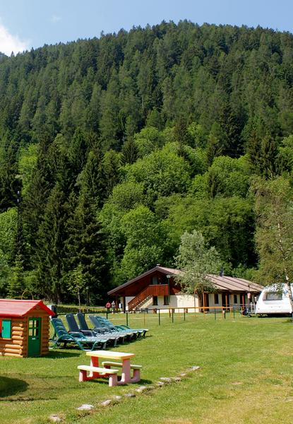 Foto del giardino Temù (Passo Tonale)
