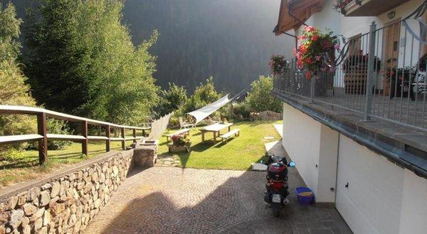 Foto esterno in estate Baita Scaia