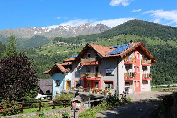 Foto estiva di presentazione Baita Scaia - B&B + Appartamenti