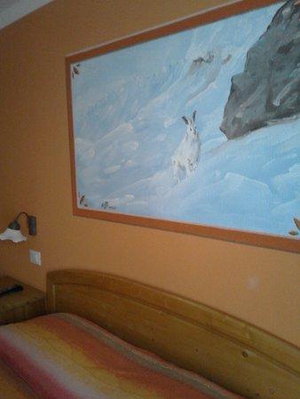 Foto della camera Camere in agriturismo Belotti