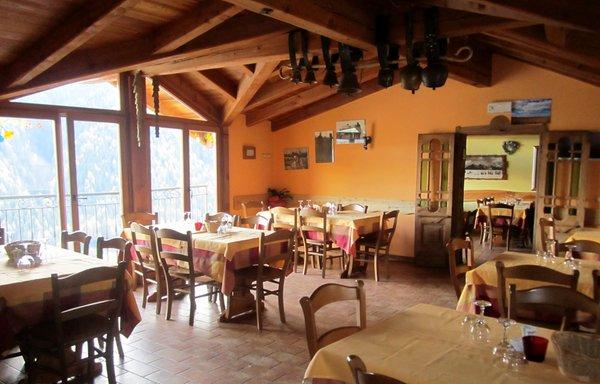 Il ristorante Temù (Passo Tonale) Belotti