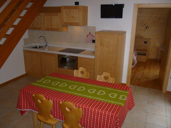 Foto dell'appartamento Maso Fior di Bosco