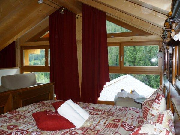 Foto della camera Camere + Appartamenti in agriturismo Maso Fior di Bosco