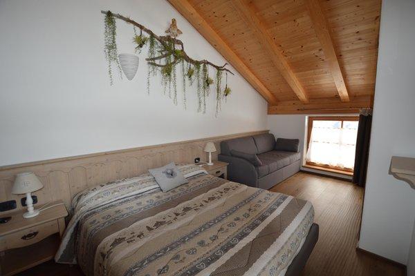 Foto della camera Rifugio con camere Lo Scoiattolo