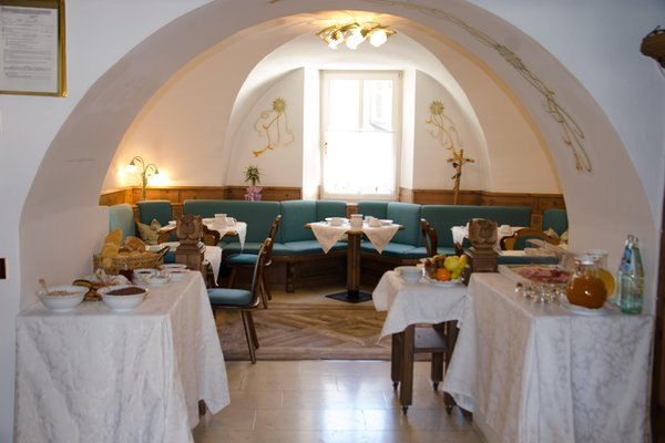 The restaurant Dimaro Kaiserkrone