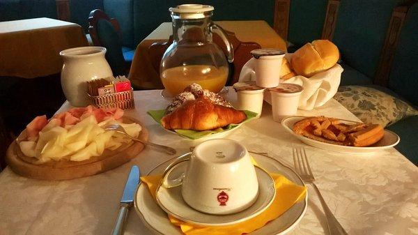 The breakfast Bed & Breakfast Kaiserkrone
