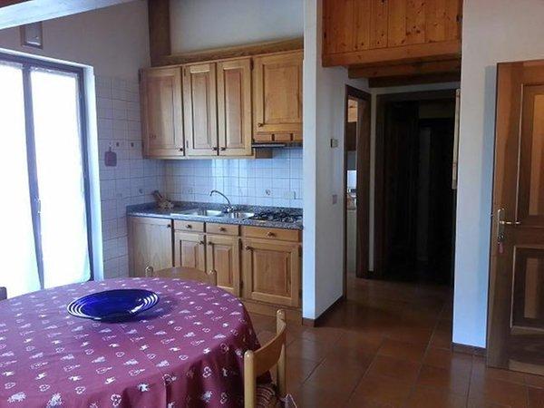Foto der Küche AlpenSole
