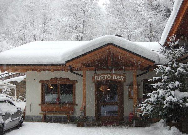 Il ristorante Peio Val di Sole