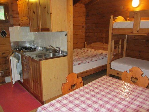 Foto della cucina Val di Sole