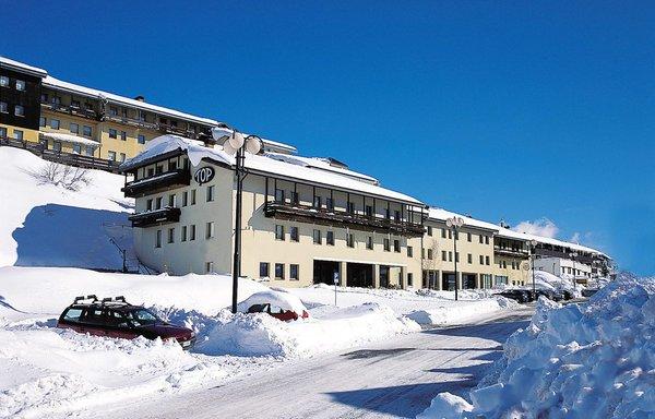 Foto invernale di presentazione Appartamenti Top - Residence