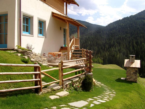 Photo of the garden San Cassiano