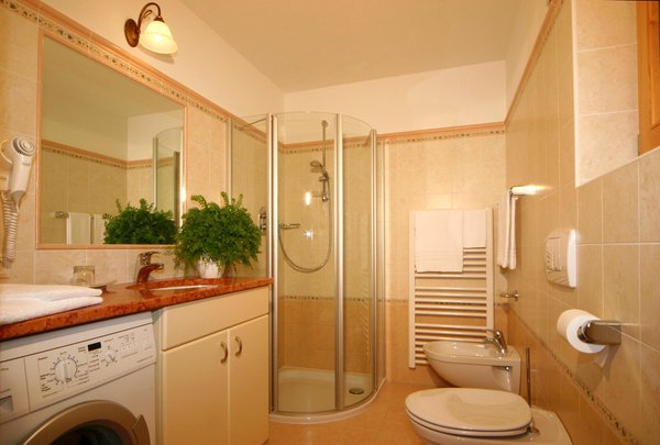 Foto del bagno Appartamenti Serghela