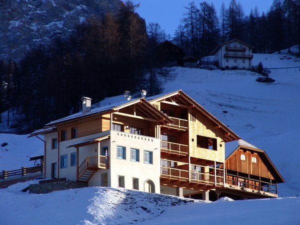 Foto invernale di presentazione Serghela - Appartamenti 3 soli
