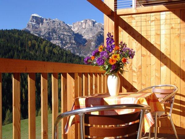 Foto del balcone Serghela