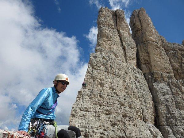 Presentation Photo Mountain guide Bruno Belligoli