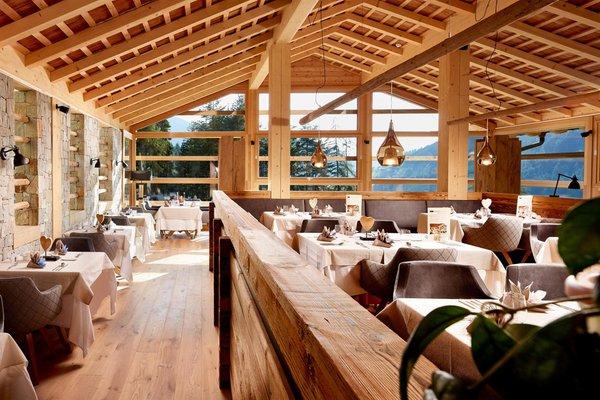 Il ristorante Tires Cyprianerhof