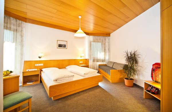 Foto della camera Alpinhotel Vajolet