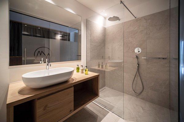 Foto del bagno Alpinhotel Vajolet