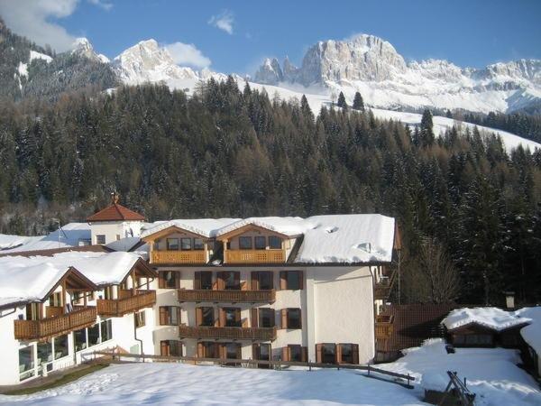 Foto invernale di presentazione Weisslahnbad - Hotel 3 stelle