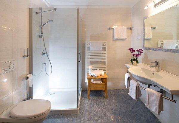 Foto del bagno Hotel Weisslahnbad