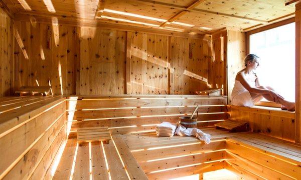 Foto della sauna Tires