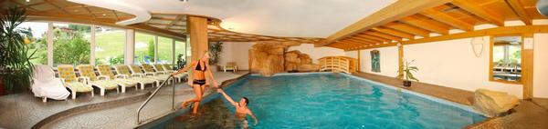 La piscina Weisslahnbad - Hotel 3 stelle