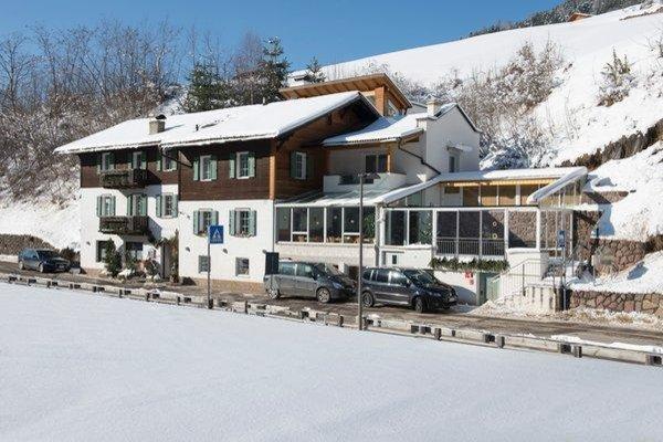 Foto invernale di presentazione Edelweiss - Albergo 3 stelle
