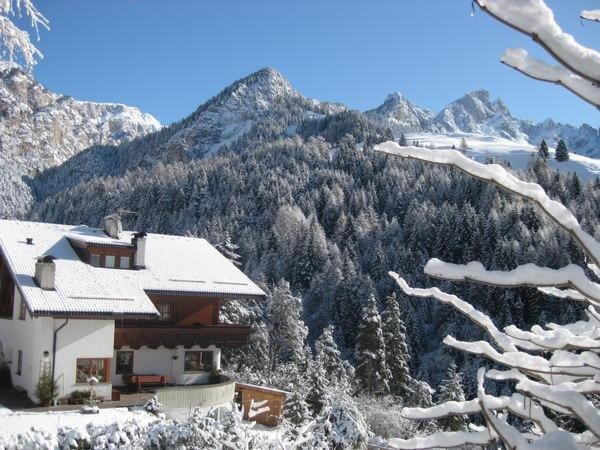 Foto invernale di presentazione Gartl - Appartamenti 4 soli