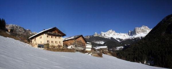 Foto invernale di presentazione Tschogerhof - Appartamenti in agriturismo 3 fiori