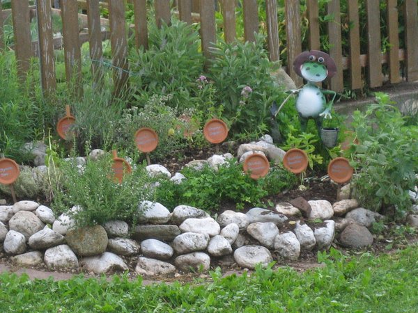 Photo of the garden S. Cipriano / St. Zyprian