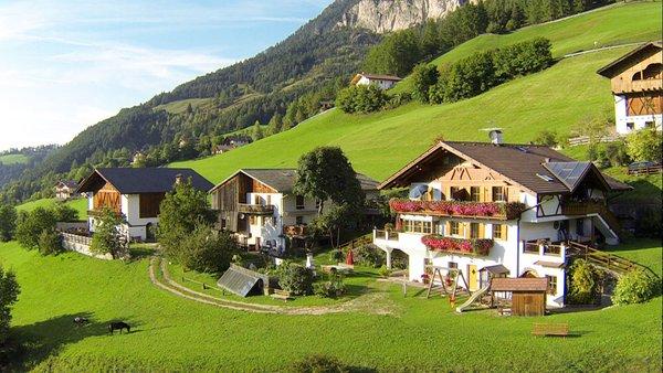 Photo exteriors in summer Koflerhof