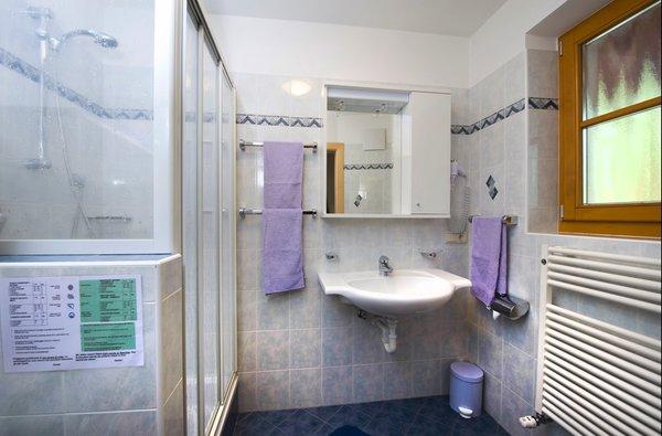 Photo of the bathroom Farmhouse apartments Koflerhof