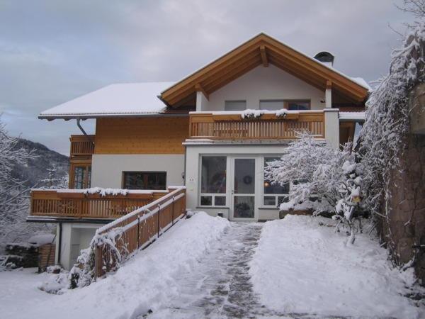 Foto invernale di presentazione Trompedeller - Appartamenti 3 soli