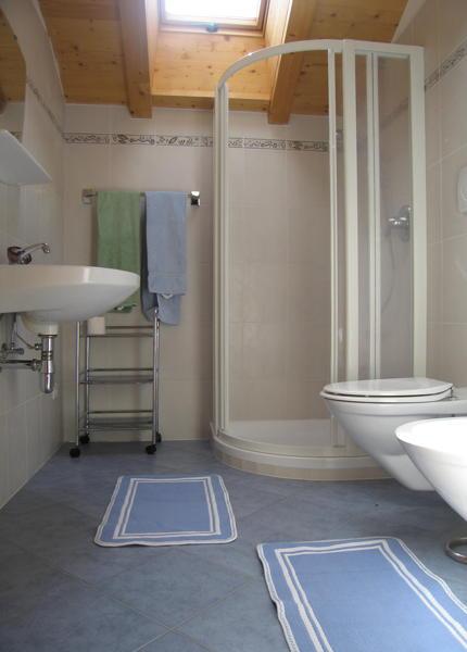 Foto del bagno Appartamenti Trompedeller
