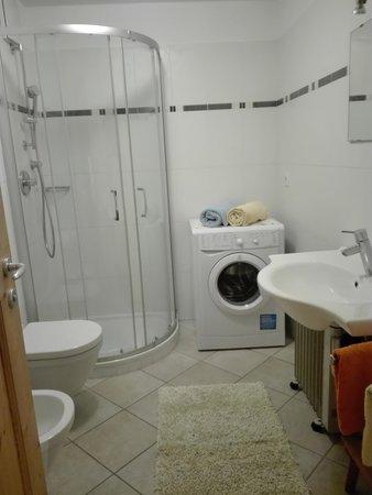 Foto del bagno Appartamenti Spinuserhof
