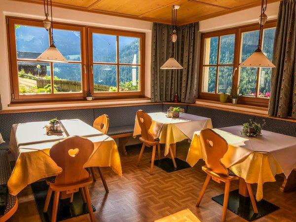 The restaurant Tires / Tiers Veraltenhof