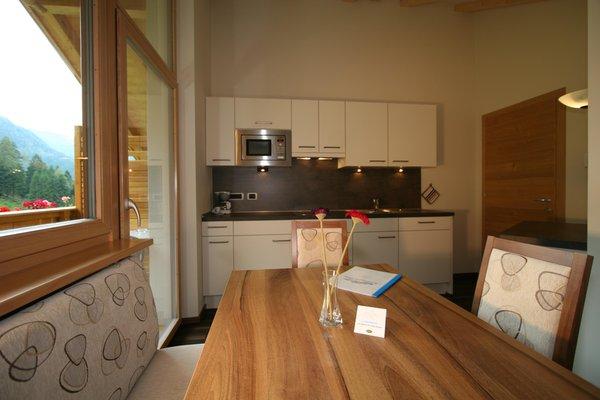 Foto der Küche Rosengarten