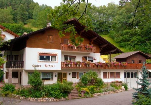 Foto estiva di presentazione Haus Maier - Appartamenti 3 soli