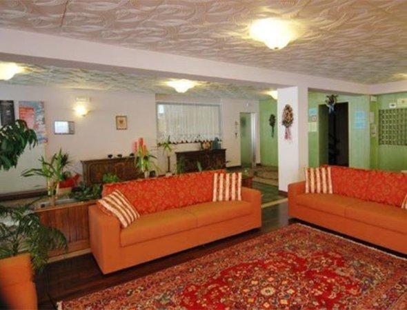 Le parti comuni Hotel Kapriol
