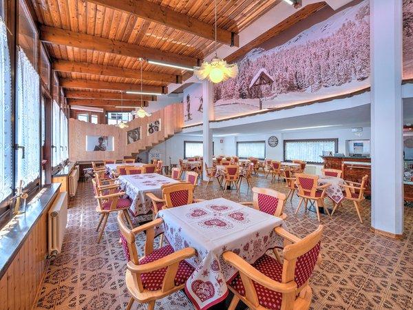 Il ristorante Folgarida Kapriol
