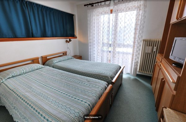 Foto della camera Hotel Splendor