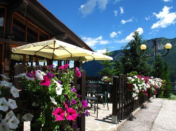 Foto del giardino Folgarida