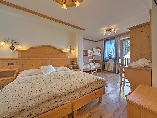 Foto della camera Rifugio con camere Chalet Angeli