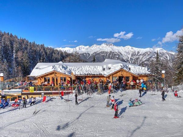 Foto Außenansicht im Winter Chalet degli Angeli