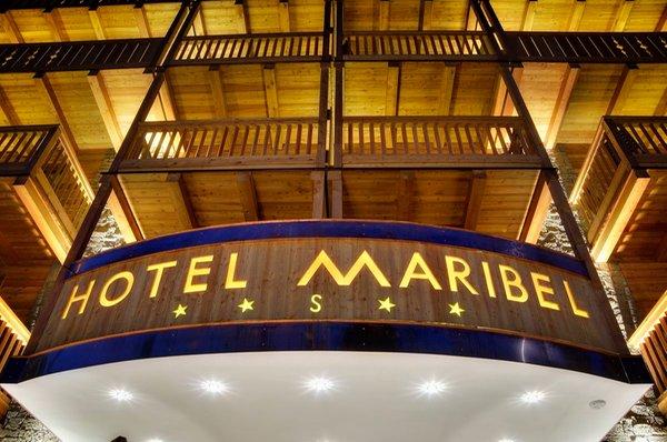 Photo exteriors Hotel Maribel