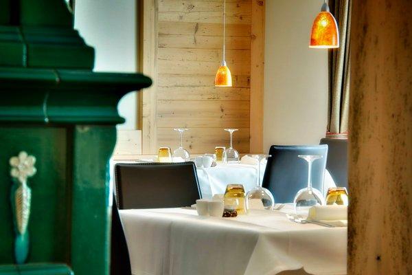 The restaurant Madonna di Campiglio Maribel