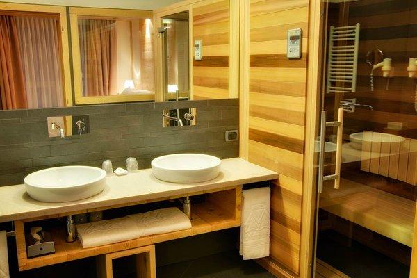Photo of the bathroom Hotel Maribel