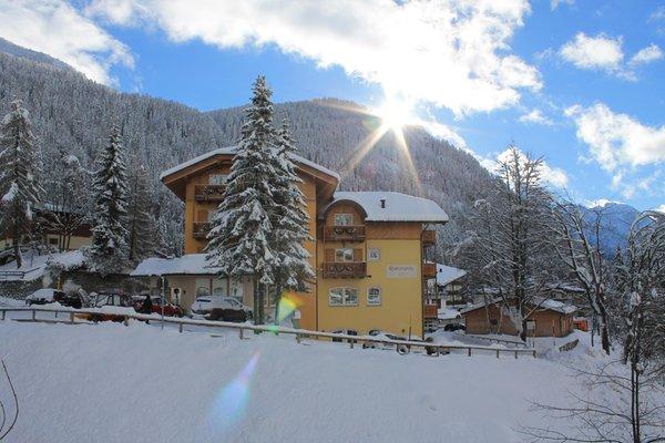 Foto esterno in inverno Chalet All'Imperatore