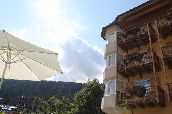 Foto esterno in estate Chalet All'Imperatore