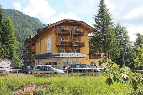 Foto estiva di presentazione Hotel Chalet All'Imperatore